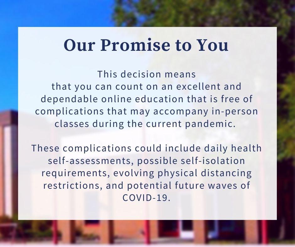Alberta Bible College COVID Announcement