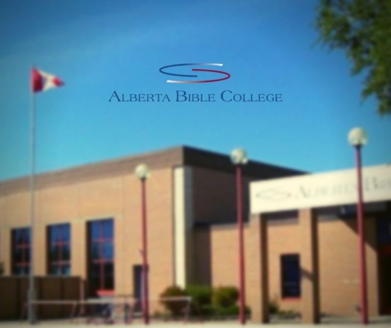 Alberta Bible College COVID Announcement