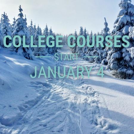 January 4 Semester Format