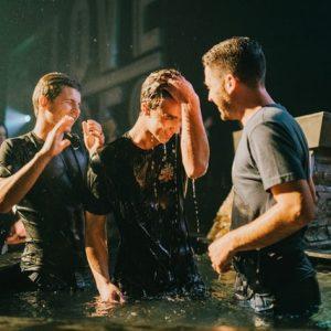 Baptism as Sacrificial Worship